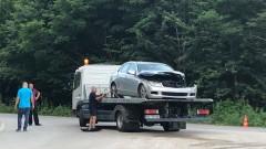 Дванадесет ранени, сред които и 8 деца, при катастрофата в Ловешко