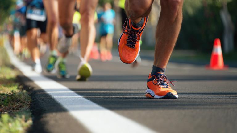Тренировкатаи участието в маратон подобрява здравето на артериите на бегачите,