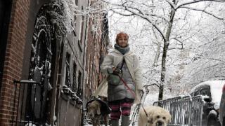 Тежка зима в североизтока на САЩ