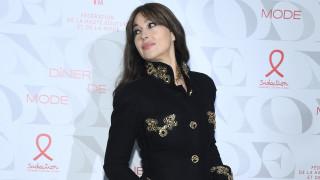 Моника Белучи показа официално гаджето си