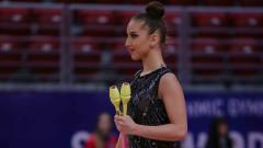 Пето място в многобоя и финал на бухалки за Катрин Тасева в Баку