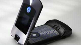 Легендарният сгъваем телефон Motorola Razr се завръща на пазара