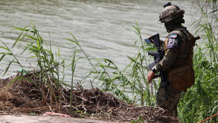 25 000 военни изпраща Мексико за борба срещу нелегалната миграция