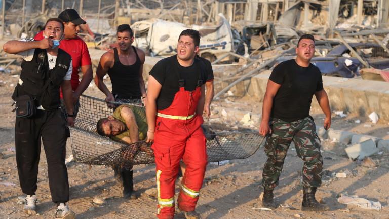 Повече от 70 души са убити при голяма експлозия в