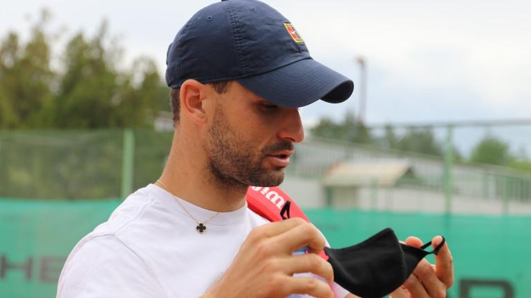 Най-добрият ни тенисист Григор Димитров отстъпи с три места в