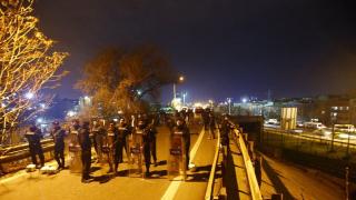 Терористи удариха метрото в Истанбул