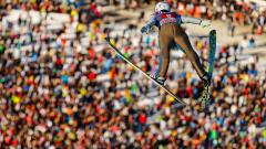 """Владимир Зографски остана на 48-о място в първото състезание за """"Четирите шанци"""""""