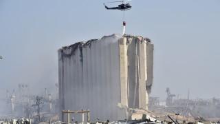 Експлозията в Бейрут: Реакция на страните по света