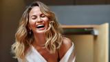 Криси Тейгън премахва имплантите в гърдите си