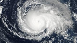 """Дори сеизмографска техника регистрира урагана """"Ирма"""""""