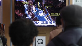 Северна Корея готви изстрелване на ракета или сателит