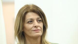 Шефът на охраната на Десислава Радева получи дисциплинарно наказание