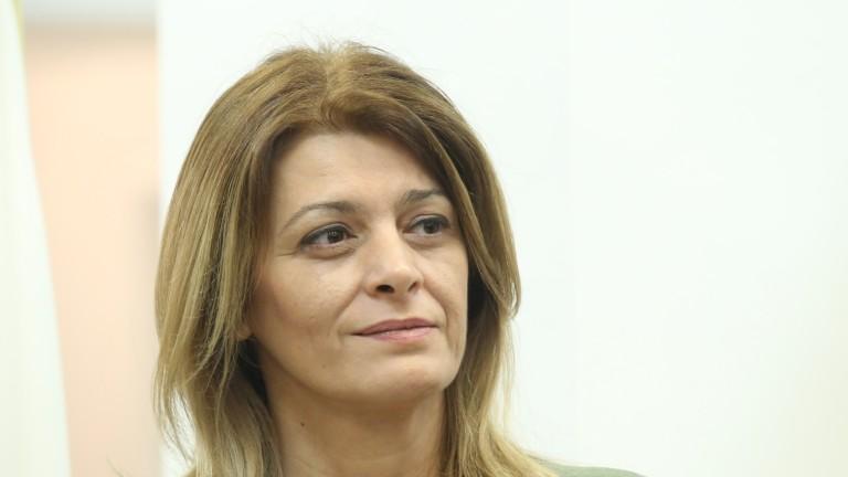 Десислава Радева е в болница за изследвания