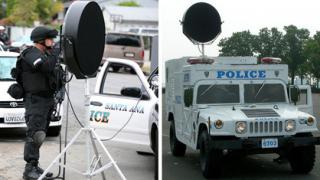 Високи технологии в помощ на полицията срещу протестите