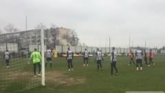 Ботев (Пд) спечели контролата си срещу Борислав (Първомай) с 4:0