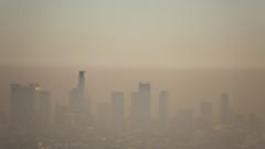 Калифорния с най-замърсения въздух в САЩ
