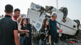 Автобус с руснаци се обърна в Турция