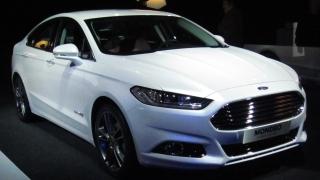 Запознайте се с изцяло новия Ford Mondeo