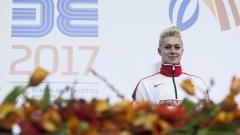 Радослава Мавродиева с личен рекорд за сезона