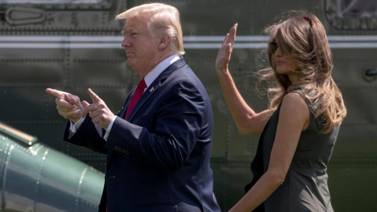 Калифорния съди администрацията на Тръмп заради стената с Мексико