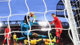 Ливърпул надигра категорично Арсенал и се изкачи на трето място (ВИДЕО)