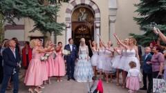 """""""Мисис баба"""" Дони Василева вдигна пищна сватба"""