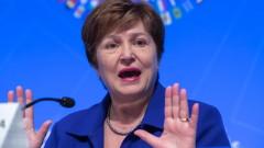 Кристалина Георгиева: Световният дълг достигна нов рекорд