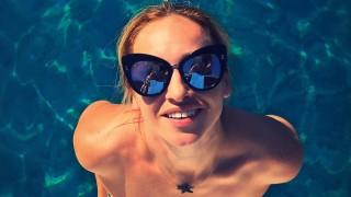Алекс Раева и поредната екзотична ваканция