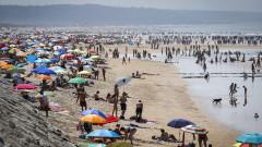 44 градуса по Целзий стигна в Лисабон