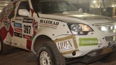 За първи път български коли завършват рали Дакар
