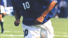 Икона на италианския футбол част от шоуто на Стоичков