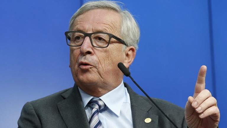 Жан-Клод Юнкер: Европейският съюз е солидарен с Франция