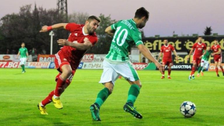 Ицо Янев иска да сложи позитивен край на престоя си в ЦСКА, последна надежда за Берое
