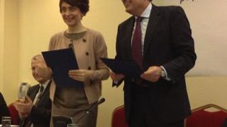 Костов, Надежда и Мартин заедно на избори