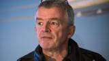 Шефът на Ryanair с подробности за действията на Беларус