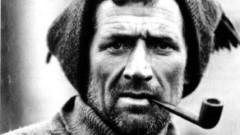 Томас Крийн - ирланденцът, който влезе в люта битка с Антарктика