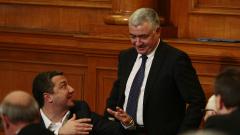 Борисов бяга от отговорност с оставката на Танев според БСП
