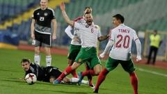 България умее да печели важните си мачове срещу Беларус
