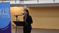 Зам.-министър Ваня Колева дискутира с младите хора на Варна Национална стратегия за младежта (2020-2030) #ЗаЕдно