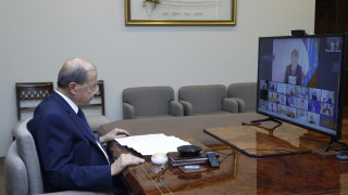 Президентът на Ливан няма да подава оставка заради експлозията