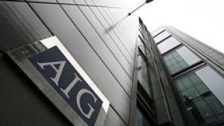 Рекордна загуба отчете AIG