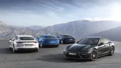Porsche показва новата Panamera Hybrid на Автосалона в Париж (ВИДЕО)