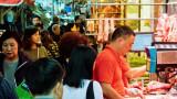 Заради 76% увеличение на цената на свинско месо, Китай намалява митата за САЩ