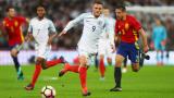 НА ЖИВО: Англия - Испания 2:2 (ВИДЕО)