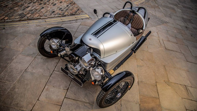 Английският бутиков автомобилен производител Morgan обяви, че ще представи нова