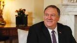 Помпео пропуска Москва, за да убеди Европа срещу Иран