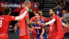 Франция и Сърбия ще излъчат втория финалист на Евроволей 2019