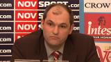 Сашо Тодоров: Най-важното е, че ЦСКА е спасен