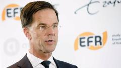 """Холандия трябва да спре """"домино ефекта"""" на популизма, обяви Рюте"""