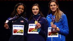 Мирела Демирева с призово шесто място в Бирмингам